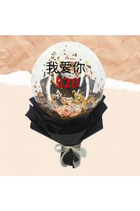 Bubble Money Confetti