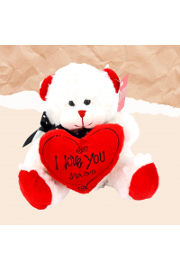 "7"" I love you Christian Bear"