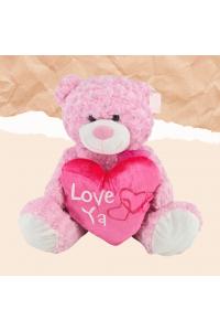 "28"" Pink Bear"