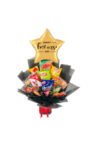 Father's Day Large Snack Bouquet