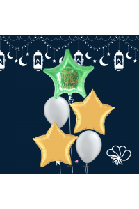 Fun Raya Balloon Bouquet