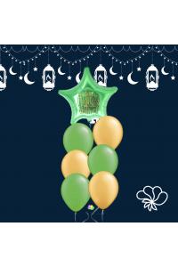 Standard Raya Balloon Bouquet