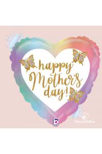 """18"""" Opal Mother's Day Butterflies"""