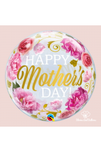 """22"""" Mother's Day Bubble Floral"""