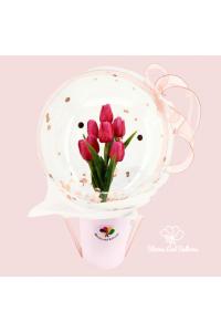 Mum's Silky Tulips