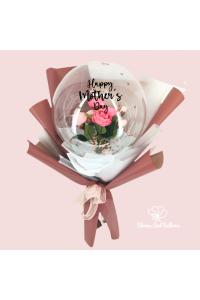 Mum's Silky Roses (Bouquet)