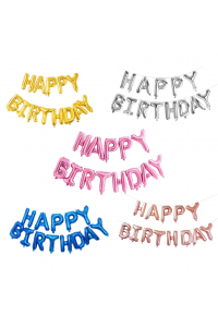 Script Happy Birthday