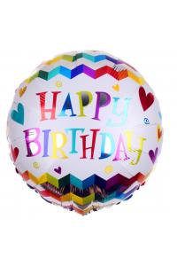 "18"" Birthday Colourful Fun"