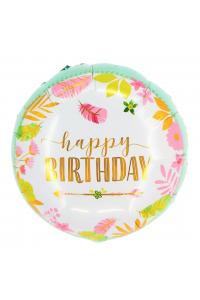 "18"" Birthday Light Floral"
