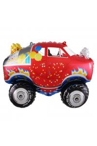 """22"""" Birthday Red Truck"""