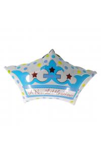 "24"" Baby Boy Crown"