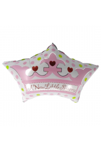 """24"""" Baby Girl Crown"""