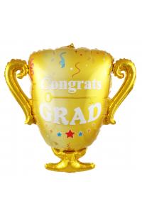 """28"""" Congrats Grad Trophy Cup"""