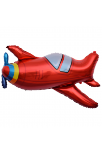 """35"""" Red Plane"""