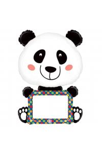 "48"" Non-foil Panda with Whiteboard"